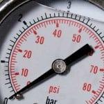 water pressure