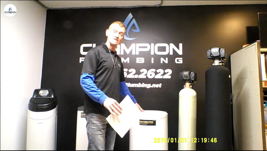 Water Softener With Pricing!!
