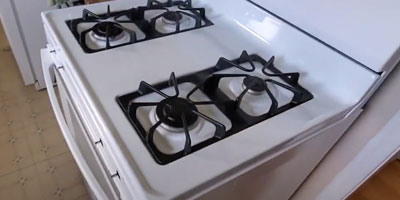 New Gas Stove Lines