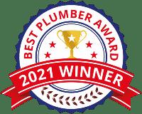 2021 Best Plumber Award